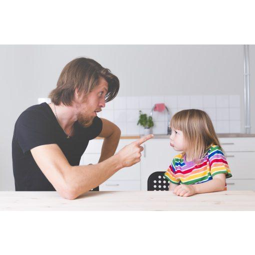 """Cikk: Hogy állok a megbocsátással, ha a gyermekemmel """"balhézom""""??"""